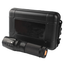 6000lm Genuine X800 Tactical bicycle light T6 LED Military Torch kit HOT AUGUST9