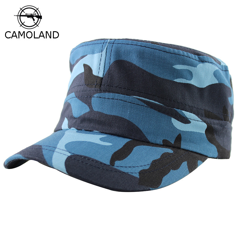 2018 Hot Sale Unisex Fashionable Men Women   Baseball     Cap   Sun Visor Army Camouflage US Army Soldier Combat Hat Cotton Sports   Cap