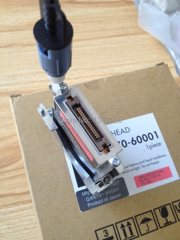 Designjet 8000 s DJ8000 печатающая головка Q6670-60001 оригинальная упаковка