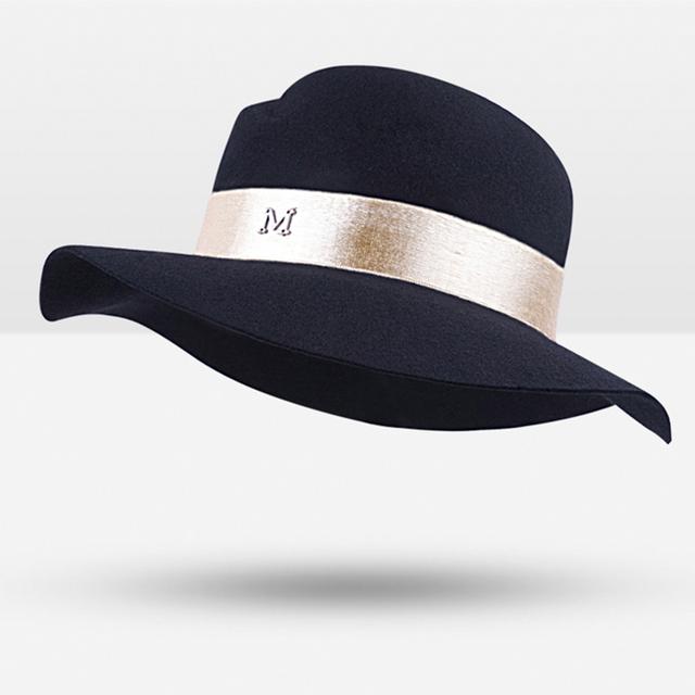 Women Fedora Jewish Jazz Hats