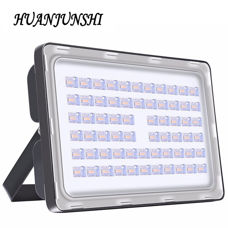 High Lumen Led Flood Light 200w 24000lms SMD LED Flood Lights 110v Outdoor Lighting Led Floodlight Spotlight Lamp Free Shipping 8pcs lot ultrathin led flood light 200w led floodlight new type grey shell ac85 265v led spotlight outdoor lighting dhl free