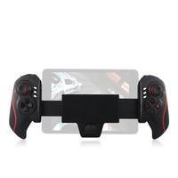 Hot Game Controller Gamepad Joystick Bezprzewodowy Bluetooth Teleskopowe Uchwyt Telefon komórkowy Wsparcie dla 5-10 Cal