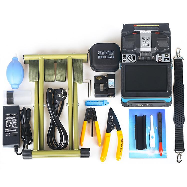 Сварочный аппарат для оптоволокна FTTH, новый продукт, сварочный аппарат для оптоволокна, Сращивание