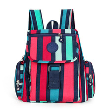 New high-capacity travel backpack lightweight student bag Joker ladies k i p de waterproof nylon
