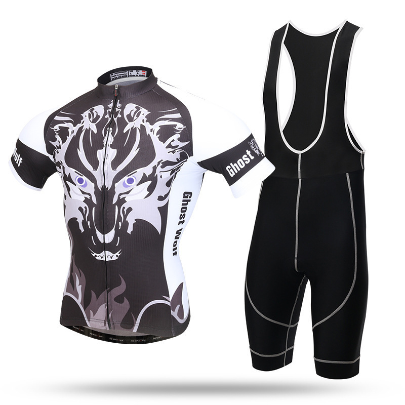 XINTOWN Cycling Clothing Pro Team Bike Short Sleeve With Bib Shorts Three Rear Pockets Of The Cycling Jerseys Ropa Ciclismo live team cycling jerseys suit a001