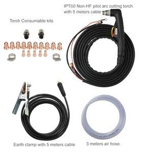 Image 5 - CNC 非 HF パイロットアーク HC7000 CUT70GP 70A IGBT プラズマカッターデジタル制御プラズマ切断機切断厚さ 25 ミリメートル