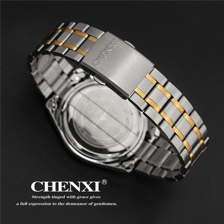 Πολυτελή Κορυφαία Μάρκα CHENXI Ανδρική - Ανδρικά ρολόγια - Φωτογραφία 4