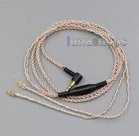 EachDIY Westone Kulaklık Için Gümüş Kaplama OCC Karışık Folyo PU Kablosu W4r UM3x ES3 ES5 0.78 m LN005642