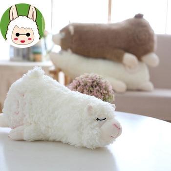Colorful Kawaii Alpaca Llamas Arpakasso Soft Plush Toy Doll Stuffed Toy Gift stuffed toy