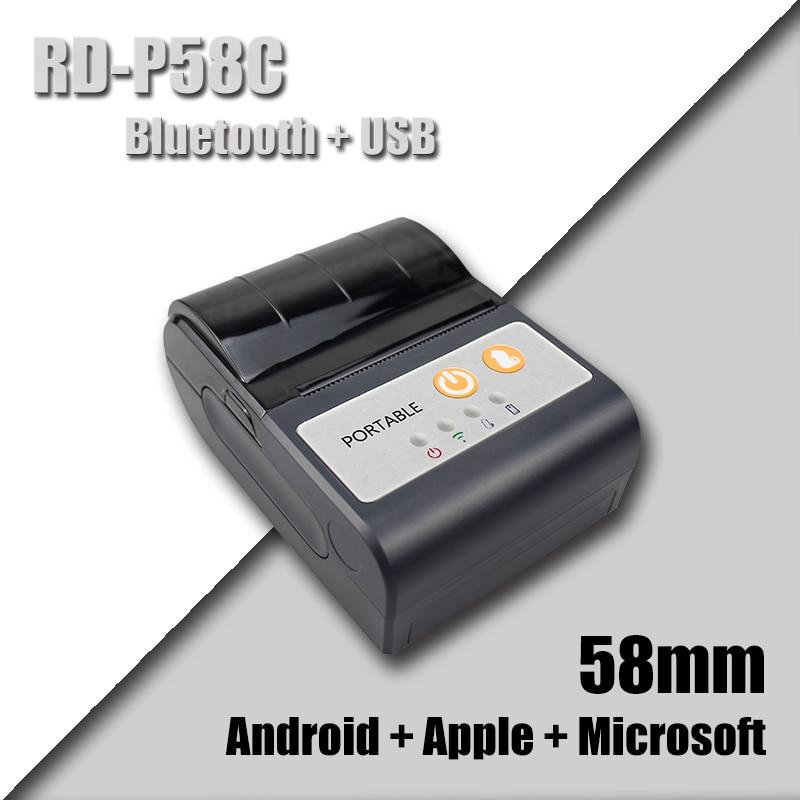 P58C Bluetooth Printer 6