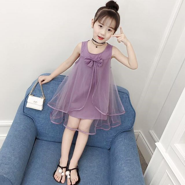 New girls simple fashion strap dress in Dresses from Mother Kids