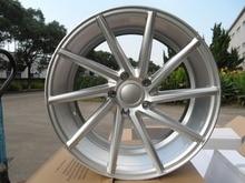 20 inch et 35 5×120 Серебряный Машина Лицо IPW Легкосплавные Колесные Диски W013