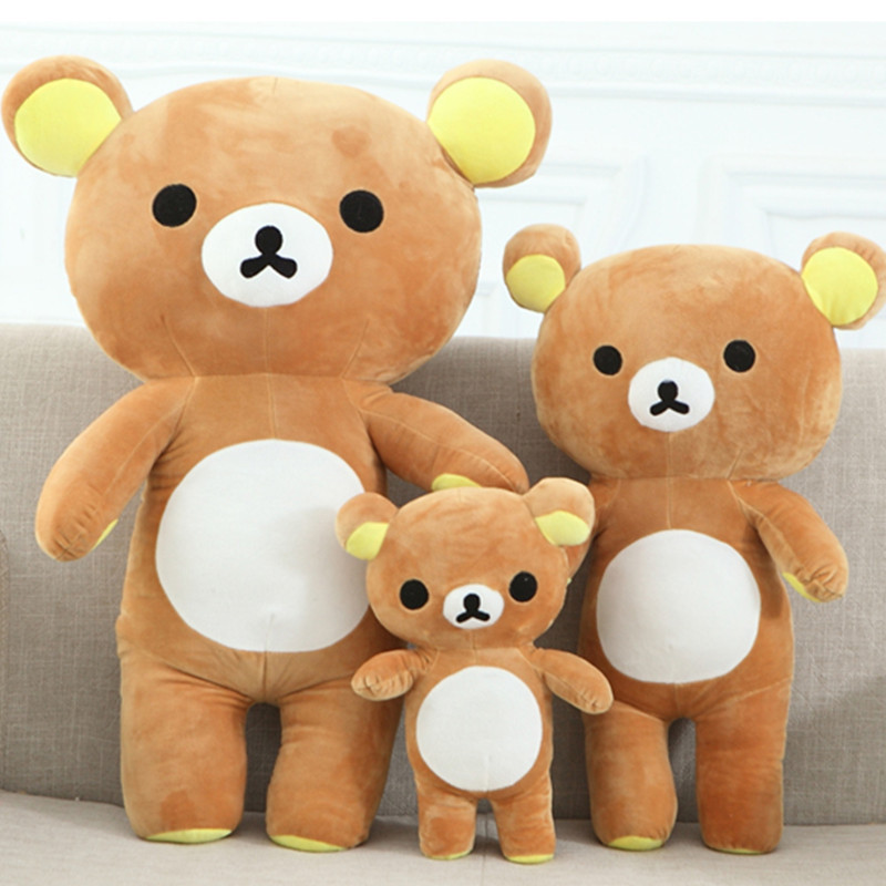 Friends Brown Bear plush Soft Toys doll kids Xmas 60cm