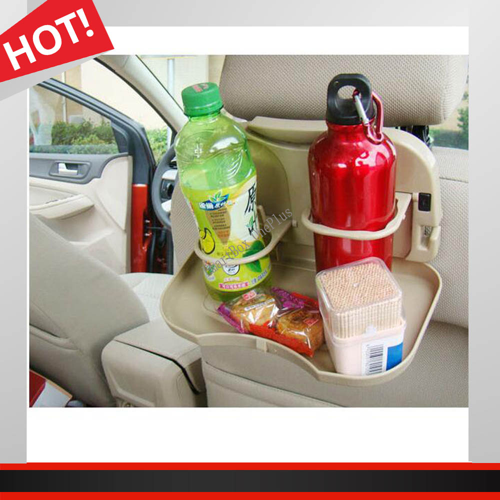 Автокресло нескольких лоток крепление Еда таблице еда настольная подставка Напиток автомобильный держатель на заднем сиденье кронштейн, х...