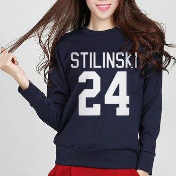 2019 Otoño Invierno Stiles Stilinski adolescente 24 mujeres Jersey de  algodón Harajuku sudaderas con capucha para mujer moda divertido Hip Hop  sudadera 092a27767e7