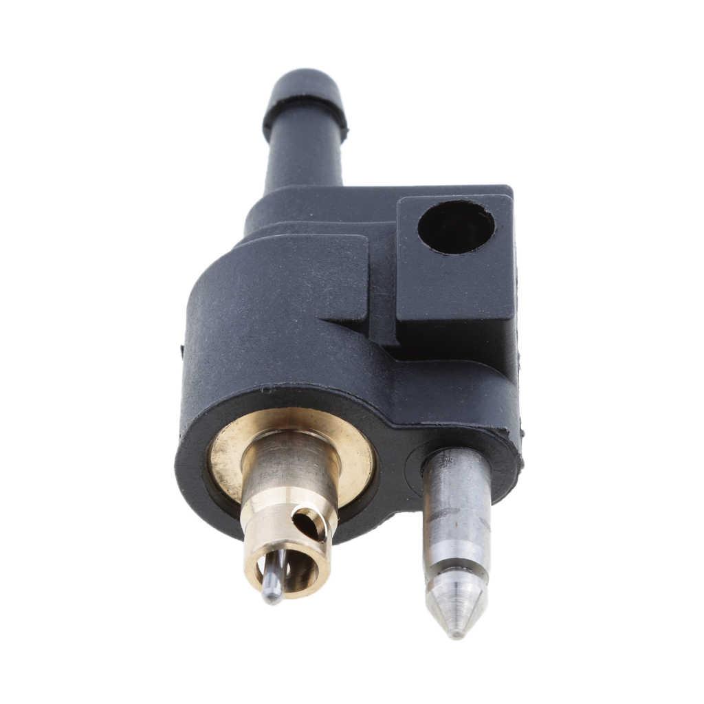 1 Set 1/4 ″ 6mm Männlichen & 5/16 ″ 10mm Weibliche Kraftstoff Linie Schlauch Adapter Fitting Rohr Stecker für Yamaha Außenbordmotor Boot Zubehör