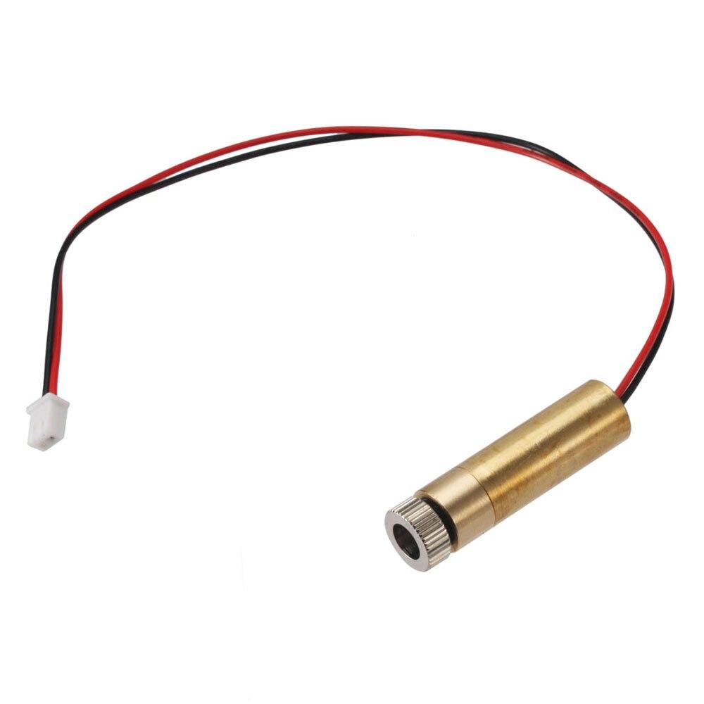 Mini gravur maschine zubehör 1000 mw laser diode laser rohr Laser Modul für Holz Laser Cutter NEJE