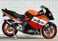 Hot Sales,Injection mold For Honda 1996 2007 CBR1100XX 96 07 CBR 1100XX Blackbird Repsol Motorcycle Fairings (Injection molding)