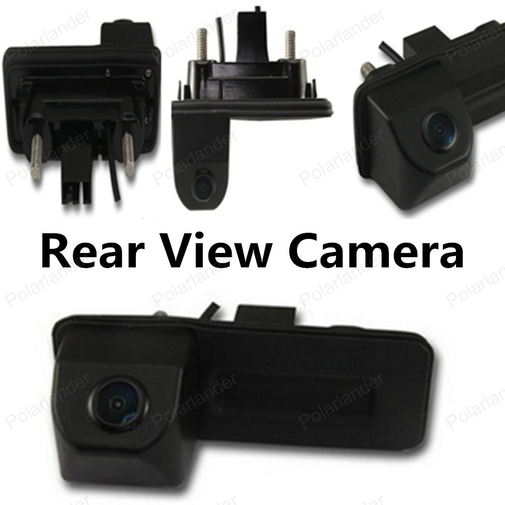 Polarlander Best Sale Rear View Camera for Au-di a1 Handle the Camera Reversing Camera 170 Degrees image