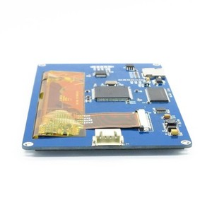 "Image 3 - 5.0 ""Nextion Hmi Intelligente Smart Usart Uart Seriële Touch Tft Lcd Module Display Voor Raspberry Pi 2 Een + B + Ard Kits"