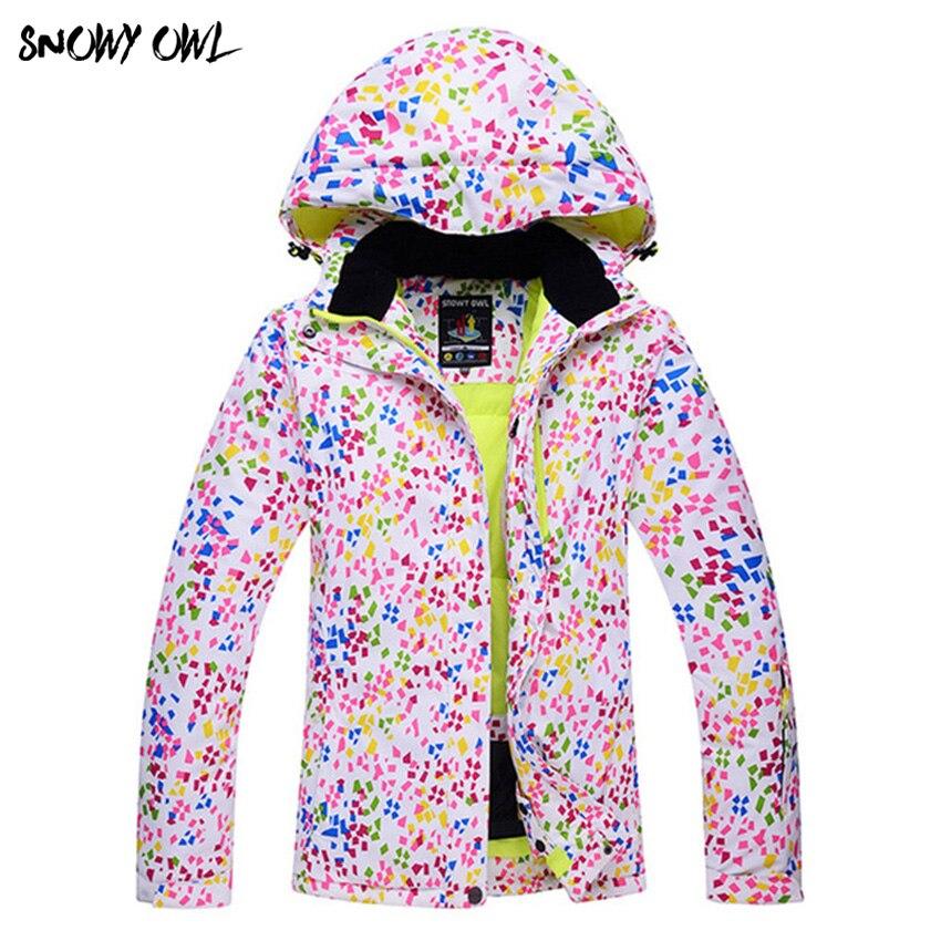 Veste de Ski femme veste hiver extérieur manteau de Ski Snowboard femme vêtements de neige veste de ski veste d'escalade h200