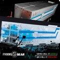 = = En Stock Weijiang TF Wei Jiang Remolque caja de ABS para M01 MPP10 MPP10-B Modelo de Juguete