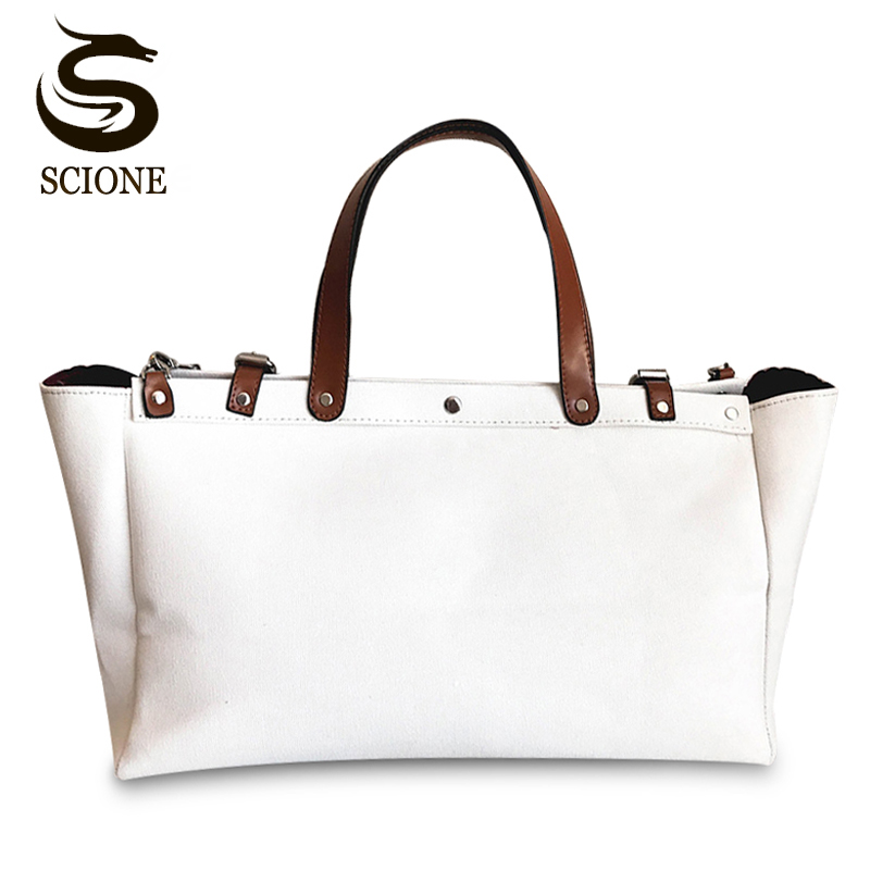 2018 Hot Top Canvas Travel Bag Special Design Shoulder Bag Women Handbag Ladies Weekend Portable duffel Bag Waterproof wash