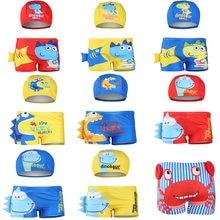 beeed4ef3968 Ragazzo di Nuoto Tronco età 1 a 10 Del Fumetto Dei Bambini Diansours Costume  Da Bagno