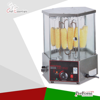 Free Shipping FREE SHIPPING PK JG 18 Electric Rotary Corn Roaster For Commercial Products