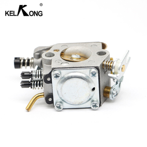 Image 5 - KELKONG New Carburetor Fits Husqvarna WT 964 For Genuine For Walbro OEM Replace 577133001 Wholesale Chainsaw Parts Fuel Supply