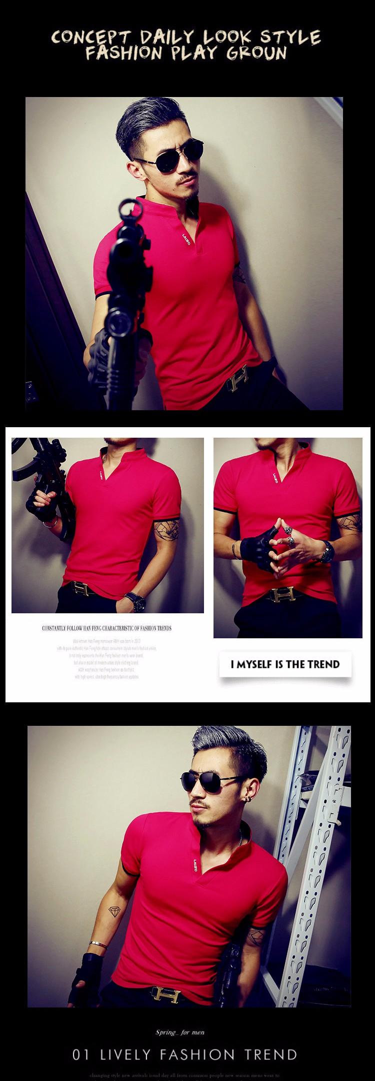 лидер продаж мода Verde в-bras изделия для мужчин футболка лето 2017 г. прошел короткий рукав футболка для мужчин хлопок тонкий подходят для мужчин с топ топы, футболки блузы 5xl