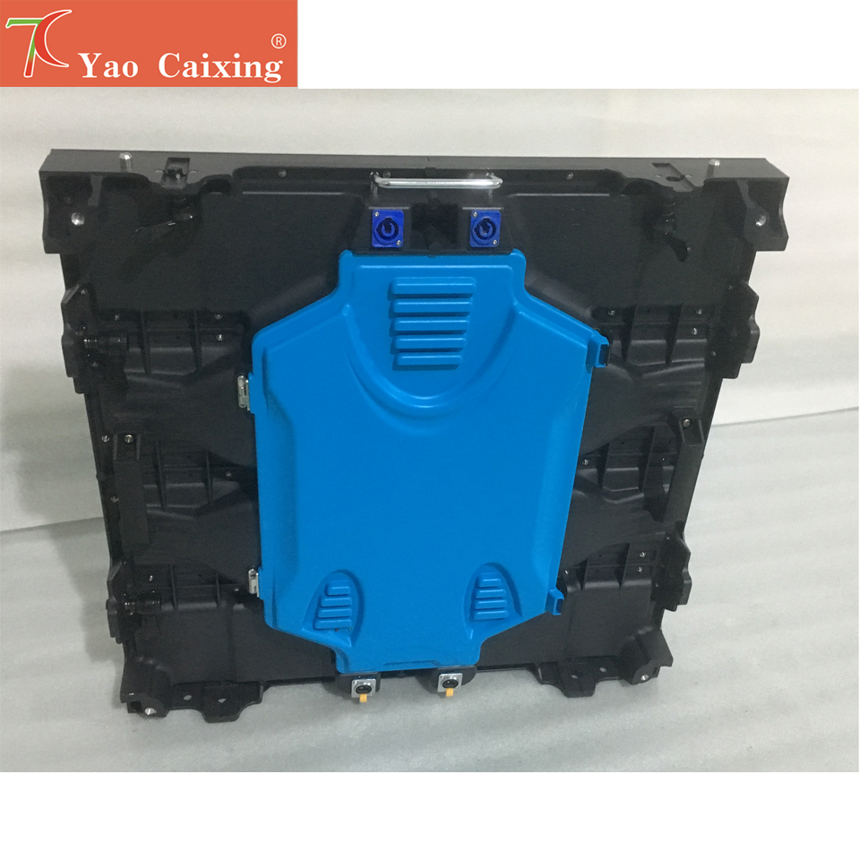 Yao Caixing 640x640mm P2.5 Indoor Module Xxxx Panels Led Video Aluminum Cabinet Smd2121 Stage Rental Display