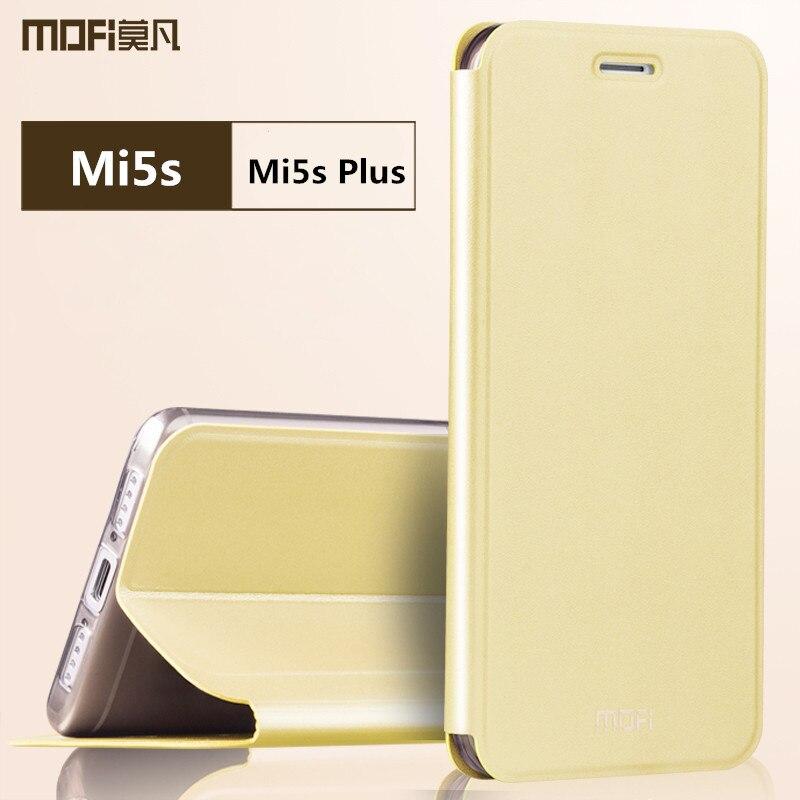 promo code 9a051 59d81 xiaomi mi5s plus case original MOFi xiaomi mi 5s flip case leather ...