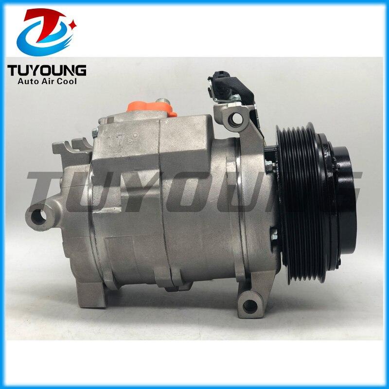 30001C 98389 55111418AB  air auto ac compressor for Chrysler 300 Dodge Challenger Magnum 3.5L|A/C Compressor & Clutch| |  - title=
