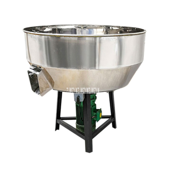 LH50-100 Electric Stainless Steel Feed Mixer Grain Seed Mixer Powder Particle Mixing Machine Granular Food Color Mixing Machine mixing of solid solid ie powder and powder solid paste ribbon mixer blender ribbon mixing machine
