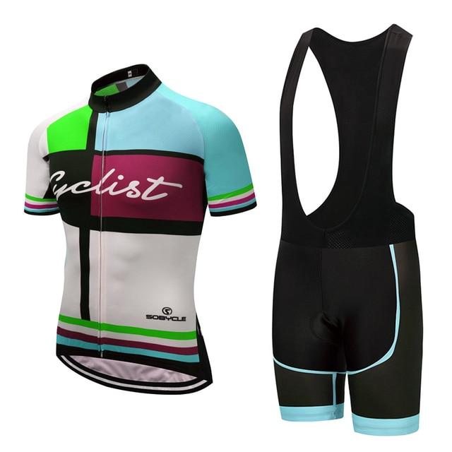 2019 Original equipo pro Ciclismo Jersey 9D bicicleta pantalones cortos  conjunto Ropa Ciclismo hombres Ciclismo secado 1eb91336edfb9