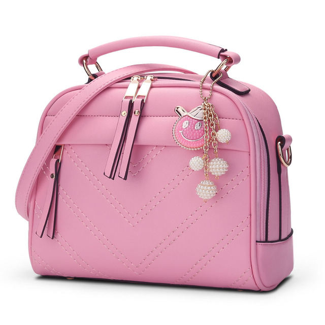 Women Bag Tassel Handbags Fashion Character Decoration Crossbody Bag Thread Candy Black Red Shoulder Bags Luxury Pu Clutch Q13