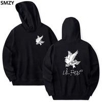 SMZY Lil Peep Hooded Hoodies Mens Sweatshirts United States Popular Rap Singer Sweatshirts Men The Great