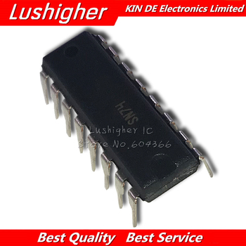 5PCS HD74HC590P HD74HC590 DIP16 74HC590P DIP Original IC