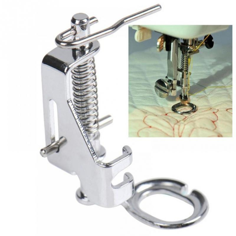 New Domestic Household Multifunction Sewing Machine Presser Feet Jacquard Embroidery