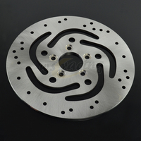 Outer Diameter 292MM Rear Brake Disc Rotor For XL883 XLH883 XL1200 XLH1200 FXD FXDC FXDL FXDX FXDWG FLST FLSTC FLSTF FXST 1450