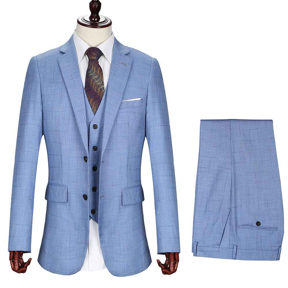 costume mariage homme 3 piece suit high end quality mens. Black Bedroom Furniture Sets. Home Design Ideas