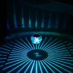 Уличная плавающая подводная шаровая лампа, меняющий цвет, на солнечной батарее, для бассейна, вечеринки, ночник для двора, пруда, сада