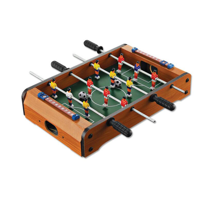 Funny Mini Table Foosball Hot Sale Foosball Board Game Home Table Soccer Set Football Toy Gift Game Accessories for parents kids children funny lucky game gadget joke toy projectile fun