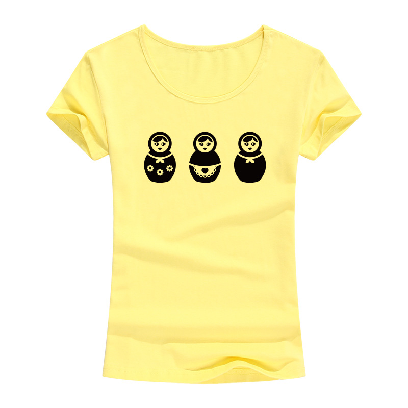Russian Doll Printed New Women