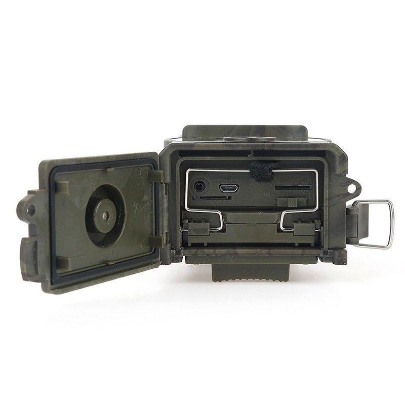 HC-300M 16MP MMS/Email 1080 P caméra de faune IR nuit vidéo chasse piste caméra HC300M 100 degrés 65 pieds CE ROHS FCC approbation - 6