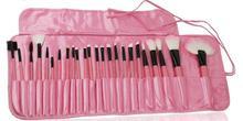 24pcs Professional Makeup Brushes Set High Quality Make Up Full Function Studio Synthetic Make-up Tool Kit