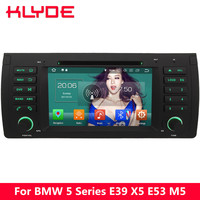 KLYDE 4G Octa Core PX5 Android 8.0 4GB RAM 32GB ROM Car DVD Player For BMW M5 E39 1995 1996 1997 1998 1999 2000 2001 2002 2003