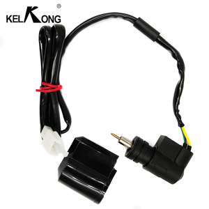 KELKONG 1PCS Automatic Electric Choke Scooter Moped ATV Go Kart 50cc 125cc 150cc GY6 CARB Carburetor Electric Choke Car-Stying(China)