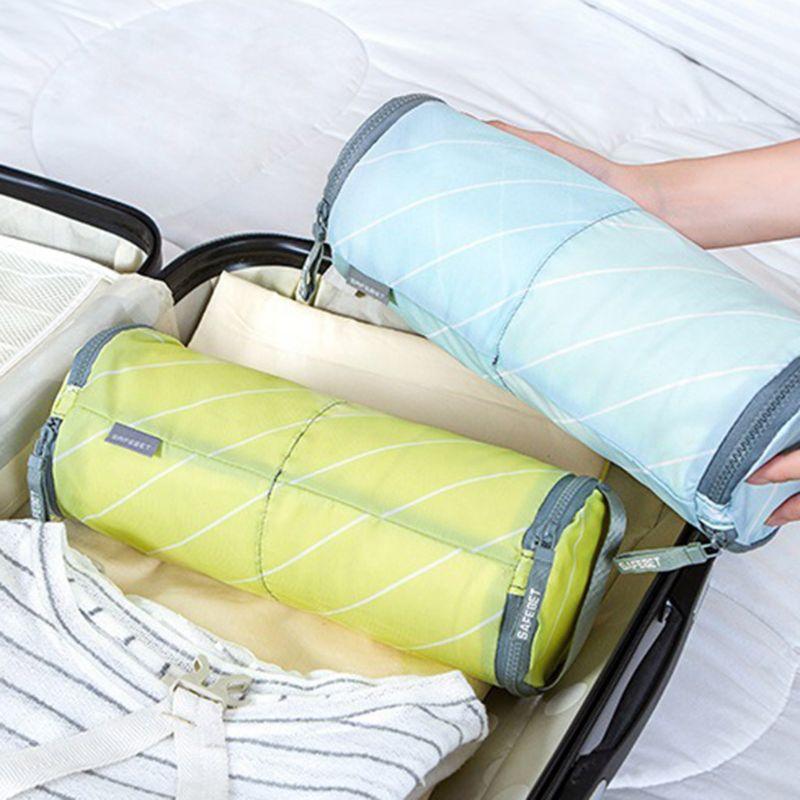 Creative Travel Packing Bags Organizer Waterproof Storage Bag For Underwear Socks